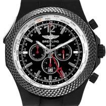 Breitling Bentley GMT Acero 49mm Negro