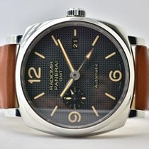 Panerai Radiomir 1940 3 Days Automatic pre-owned 45mm Black Leather