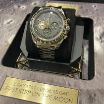 Omega Speedmaster Professional Moonwatch Steel 42mm Black No numerals United Kingdom, York