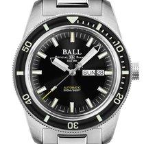 Ball Engineer Master II Skindiver Steel 42mm Black