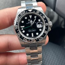 Rolex 116710LN Steel 2008 GMT-Master II 40mm pre-owned United States of America, California, West Covina