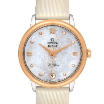 Omega De Ville Prestige new Automatic Watch with original box 424.22.33.20.55.001