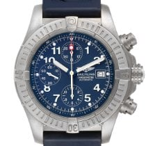 Breitling E13360 Titanium 2001 Avenger 44mm pre-owned United States of America, Georgia, Atlanta
