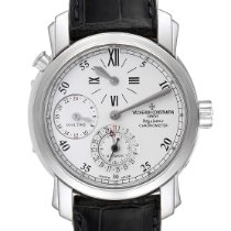 Vacheron Constantin Malte White gold 38mm Silver United States of America, Georgia, Atlanta