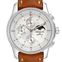 Breitling Bentley Mark VI Сталь 42mm Cеребро Aрабские
