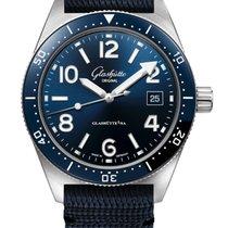 Glashütte Original PanoMaticDate new 2020 Automatic Watch with original box and original papers 1-39-11-09-81-08