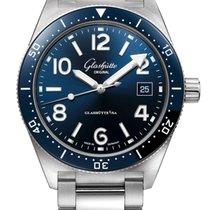 Glashütte Original PanoMaticDate new 2021 Automatic Watch with original box and original papers 1-39-11-09-81-70