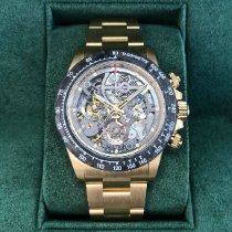 Rolex Daytona Yellow gold 40mm Transparent