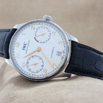 IWC IW500704 Steel 2016 Portuguese Automatic 42.3mm pre-owned