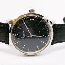 Glashütte Original Sixties Acier 39mm Noir Arabes