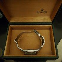 Rolex Datejust Turn-O-Graph Steel 36mm White No numerals UAE, jvt