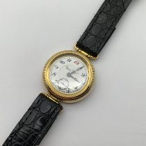 Cyma Yellow gold 31.50mm Manual winding Hermetic pre-owned United States of America, North Carolina, Raleigh