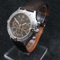 Breitling Callisto Gold/Steel 36mm Brown No numerals