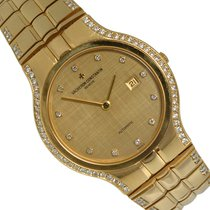 Vacheron Constantin Yellow gold 33mm Automatic 48511/968J pre-owned