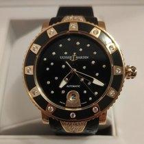 Ulysse Nardin Lady Diver Starry Night Or rose Noir Sans chiffres