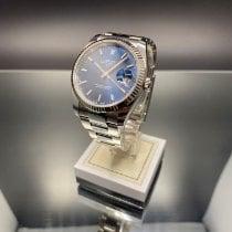 Rolex Oyster Perpetual Date nouveau 2021 Remontage automatique Montre avec coffret d'origine et papiers d'origine 115234
