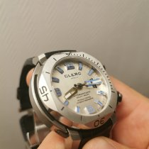 Clerc Hydroscaph H1 Chronometer pre-owned Crocodile skin
