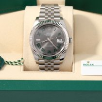 Rolex Datejust 126334 New Steel 41mm Automatic United States of America, California, Los Angeles