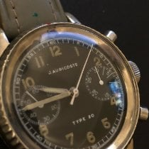 Auricoste pre-owned Automatic 33mm Black