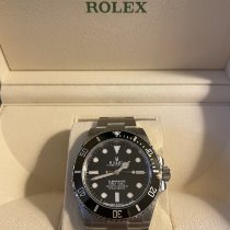 Rolex Submariner (No Date) Steel 41mm Black No numerals United States of America, California, San Jose