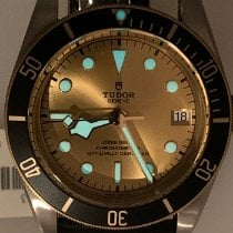 Tudor Black Bay S&G new 2020 Automatic Watch with original box and original papers M79733N-0003