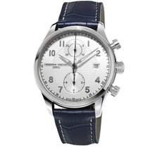 Frederique Constant Runabout Chronograph new 2011 Automatic Chronograph Watch with original box and original papers FC-393RM5B6