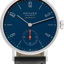 NOMOS Steel 35mm Automatic 177 new