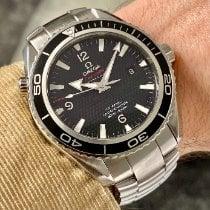 Omega Seamaster Planet Ocean Steel 45mm Black Arabic numerals United States of America, Wisconsin, La Crosse