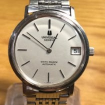Universal Genève Steel 35mm Automatic Universal Geneve pre-owned