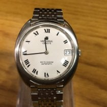 Universal Genève Steel 35mm Automatic 8710201 pre-owned