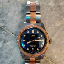 Oris Divers Sixty Five 01 733 7707 4355-07 8 20 17 Very good Steel Automatic India, Navi Mumbai