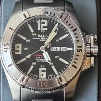 Ball Steel 42mm Automatic DM1026A pre-owned Malaysia, Wilayah Persekutuan
