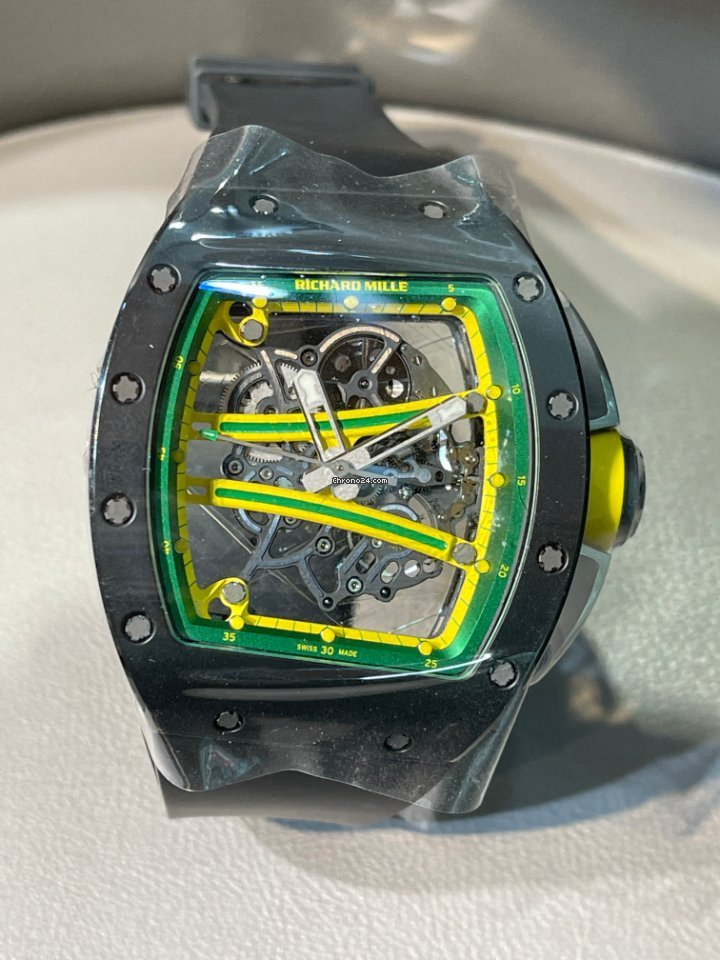 Richard Mille RM 061 RM61-01 2019 pre-owned