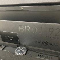 Bell & Ross Ceramic 42mm Automatic BR0392-BL-CE new UAE, 88225 dubai