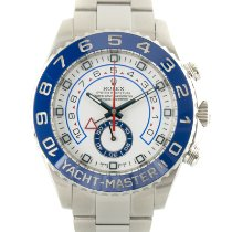 Rolex Yacht-Master II Ceramic 44mm White