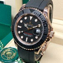 Rolex Yacht-Master 40 Rose gold 40mm Black No numerals United Kingdom, Wilmslow