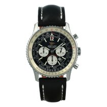 Breitling Steel 41.8mm Automatic A41322 pre-owned