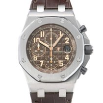 Audemars Piguet 26470ST.OO.A820CR.01 Acier 2017 Royal Oak Offshore Chronograph 42mm occasion