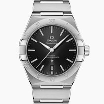 Omega Constellation 131.10.39.20.01.001 Новые Сталь 39mm Автоподзавод