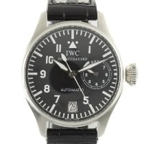 IWC Big Pilot Acero 46mm Negro