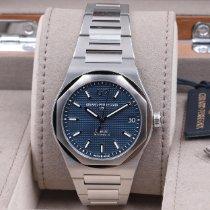 Girard Perregaux 81010-11-431-11A Steel 2021 Laureato 42mm new