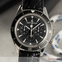 Jaeger-LeCoultre Deep Sea Chronograph Steel 42mm Black