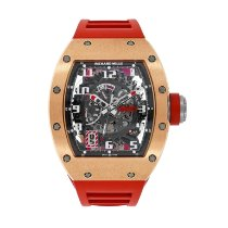 Richard Mille Rose gold 49.9mm Automatic RM030 pre-owned