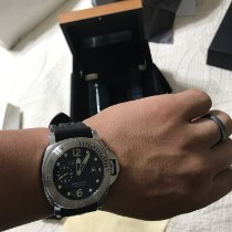Panerai Luminor Submersible Steel 44mm Blue United States of America, New Jersey, West Orange