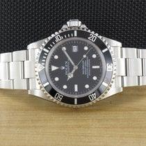 Rolex Sea-Dweller 4000 Stahl 40mm Schwarz