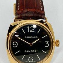 Panerai PAM 00231 Rose gold 2010 Radiomir 45mm pre-owned