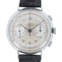 Doxa Acier 39mm Remontage manuel doxa vintage chronograph occasion France, Paris