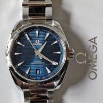 Omega 220.10.41.21.03.001 Acier 2018 Seamaster Aqua Terra 41mm occasion