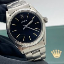 Rolex Oyster Perpetual 31 Acero Negro