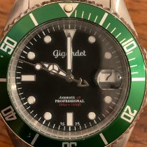 Gigandet Steel 43mm Automatic G2-005 pre-owned
